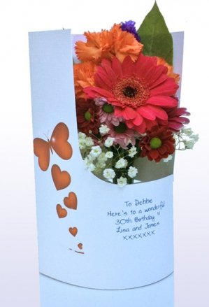 Floral Cards Beautiful Flowers in a card for every Occasion